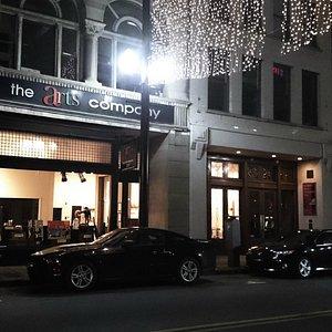 The Arts Company.