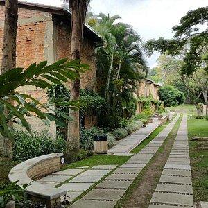 Secaderos - Hacienda La Trinidad