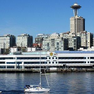 Elliott Bay Waterfront, Seattle, WA