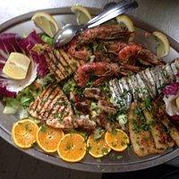 Fresh fish ....