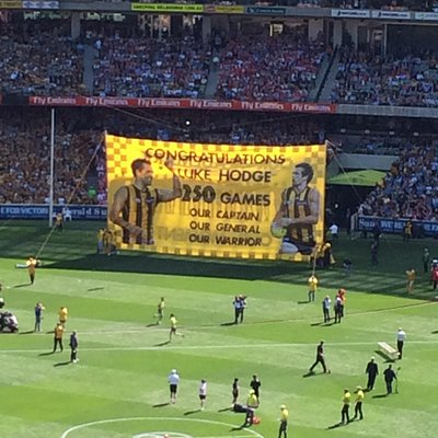 Grand Final Day 2014