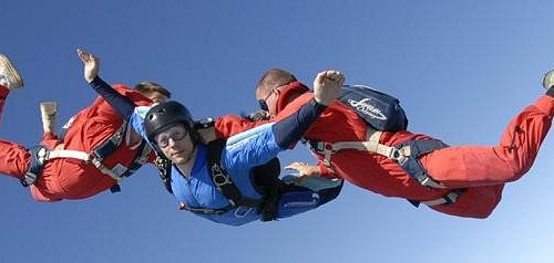 AFF Skydive Level 1