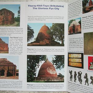 Museum and site brochure