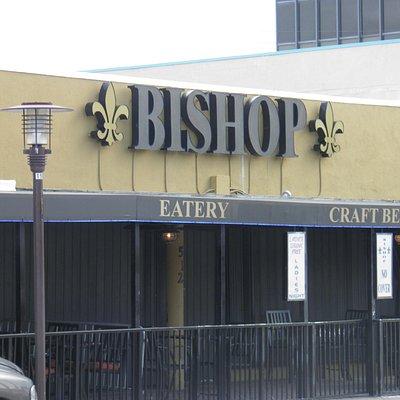Bishop Tavern & Lounge on Seabreeze