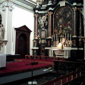Eglise des carmes