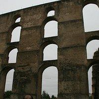 Troço central do Aqueduto
