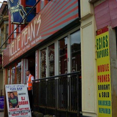 Nellie Dean's Bar, Blackpool