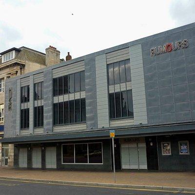 Rumours, Blackpool