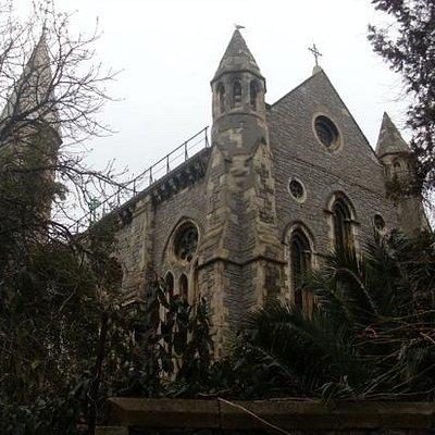 Crimean Church in Beyoğlu