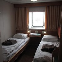 beds in our cabin