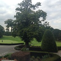 Stunning golf course
