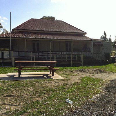 Yandina house , side view