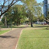 Pleasant Level Walkways