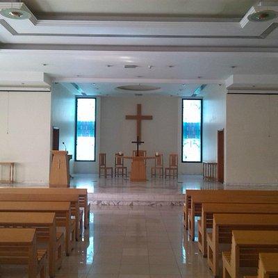 Innenansicht Christ Church