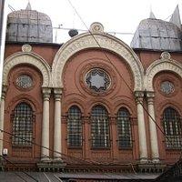 Nice synagoge
