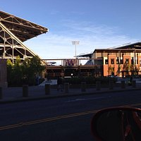 Husky Stadium.