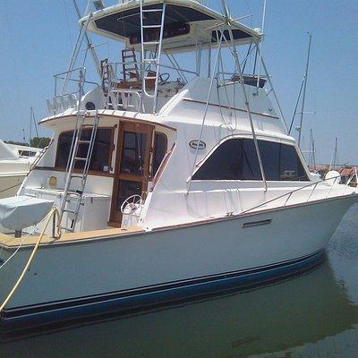 Never enough fishing charters. Com