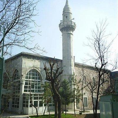 Nice mosque
