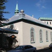 Saint Andrew's Presbyterian Church, Ste.Anne Street,Quebec City
