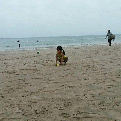 Playa de chipipe