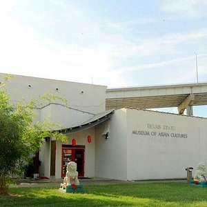 Texas State Museum of Asian Cultures & Education Center