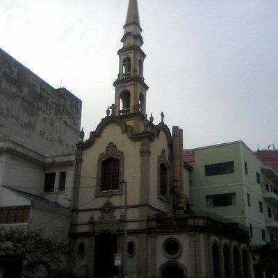Capela de santa cruz dos enforcados
