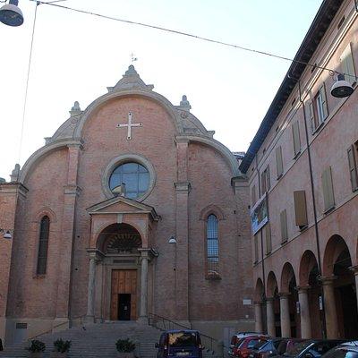 Chiesa S.Giovanni in Monte (BO)