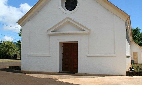 Oldest church on Kauai