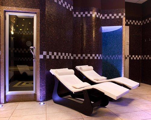Area relax con tisaneria biologica