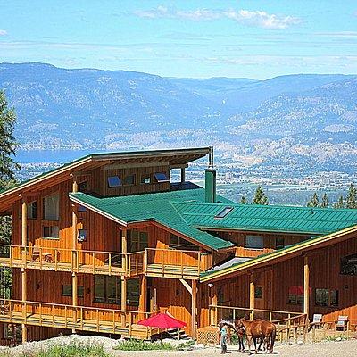 Myra Canyon Ranch B&B/Inn and Horseback Riding