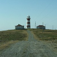 Cape Pine Lighthouse