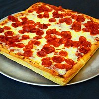 Large Sicilian Pizza