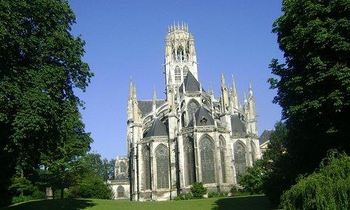 Abadia St-Ouen