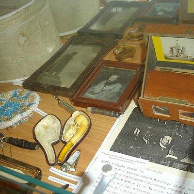 Томский литературный музей им. В.Я.Шишкова