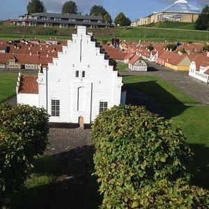 Den Historiske Miniby Fredericia