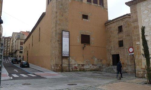 Entrada Convento y Museo