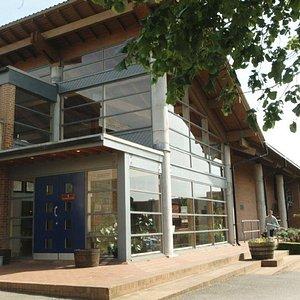 Bacon Theatre building