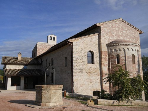 complesso centrale del Monastero