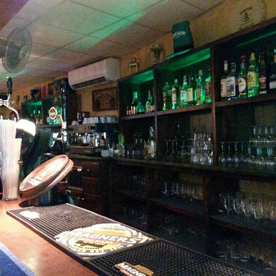The Irish Tavern!