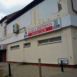 Hotel & Apartments Social Club, Blackpool
