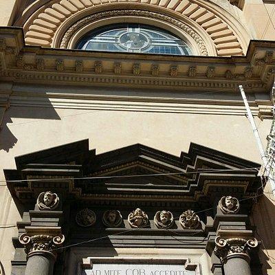 Chiesa del Sacro Cuore Prospetto