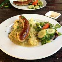 THE Thüringer Bratwurst