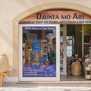 Djunta mo art shop