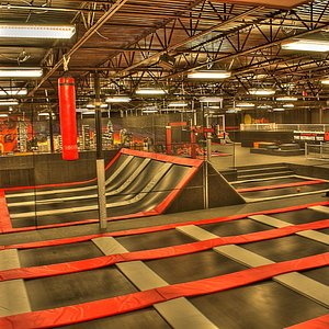 26,000 square feet of fun for the whole family.