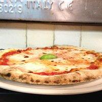 pizza classica al mattone #sorrentina