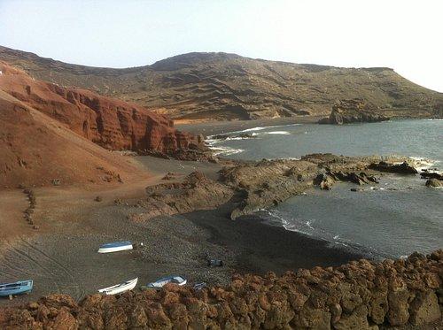 roccia El Golfo