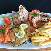 Seafood spectaculars!