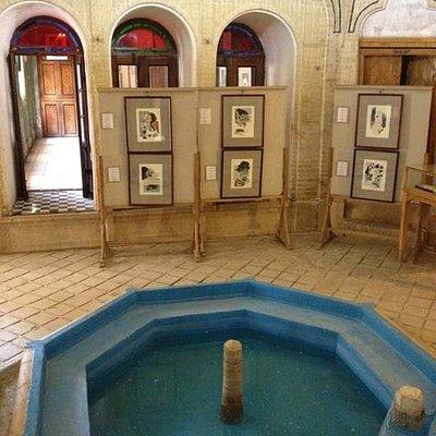 small pool room