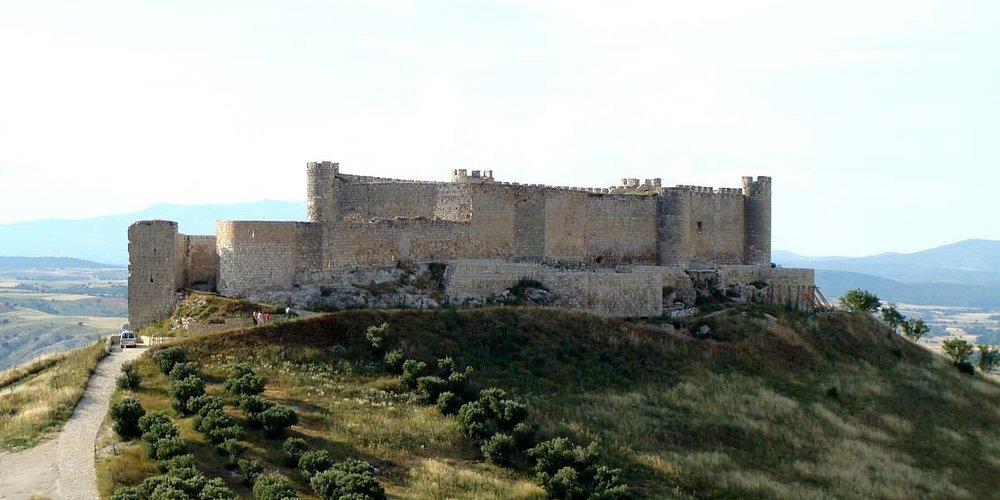 Castillo de Jadraque, Guadalajara - Portalguada