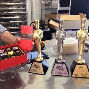Multiple award winners!